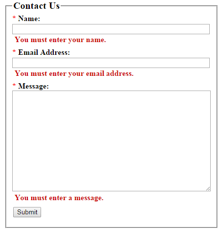 Building a simple contact form in PHP - Part 3 | The Dev Files
